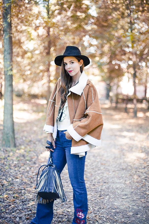 irene colzi per OVS | fashion influencer | fashion blogger