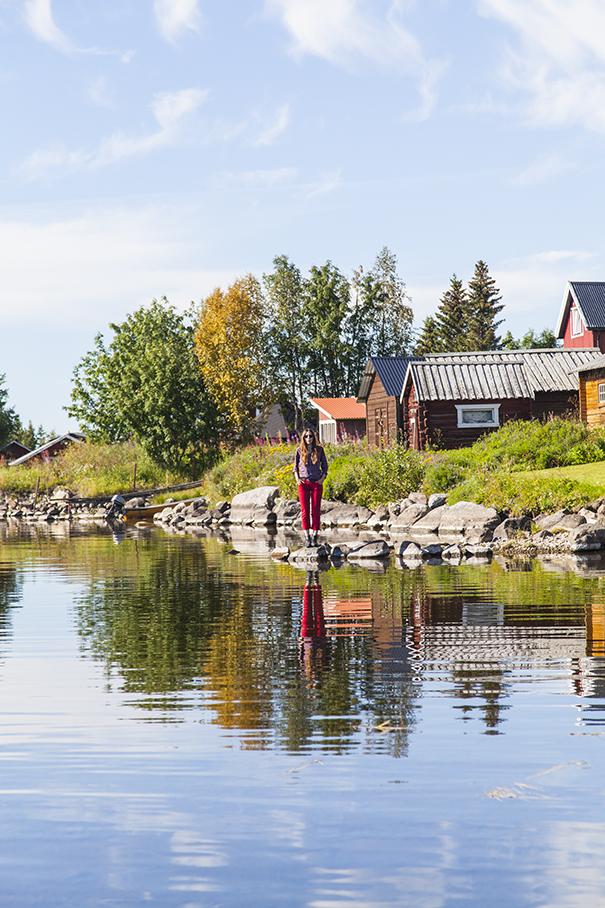panorama svezia | lapponia svedese
