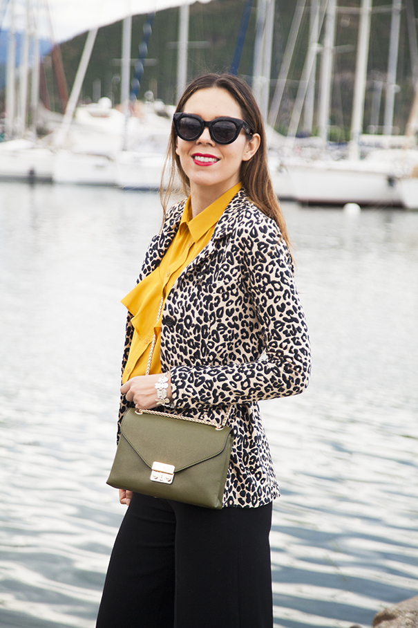 giacca animalier | come indossare l'animalier