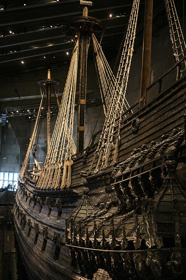 museo galeone stoccolma