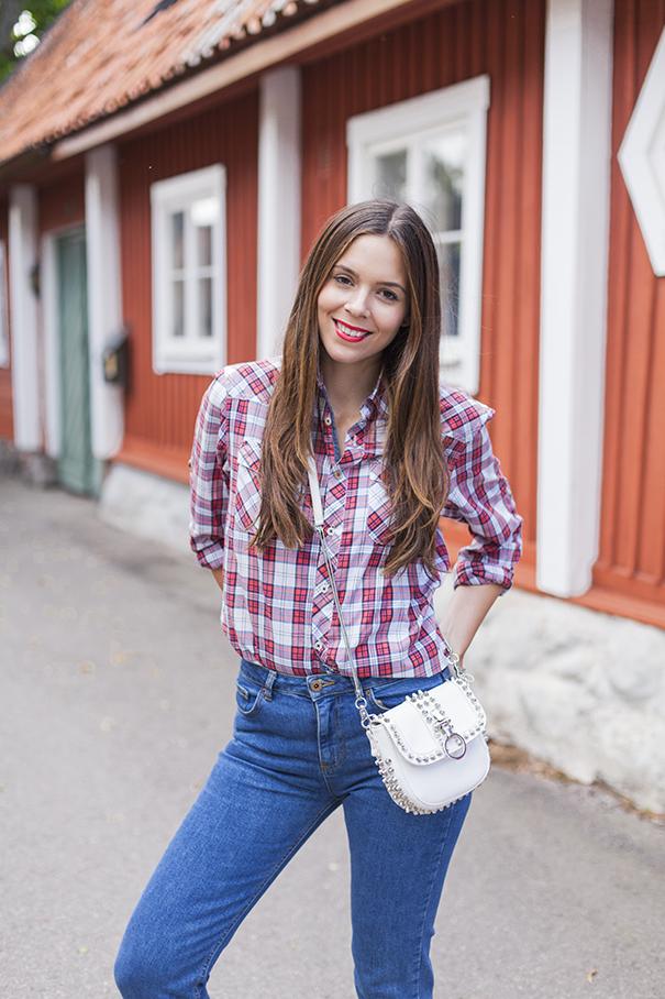 camicia tartan | tartan trend