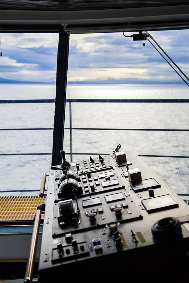 corsica ferries sala di comando | cabina corsica ferries | ponte di comando