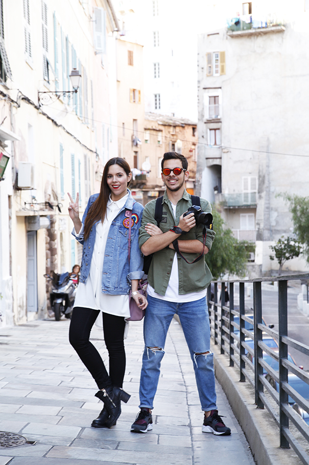 irene colzi e gabriele colzi fashion influencer