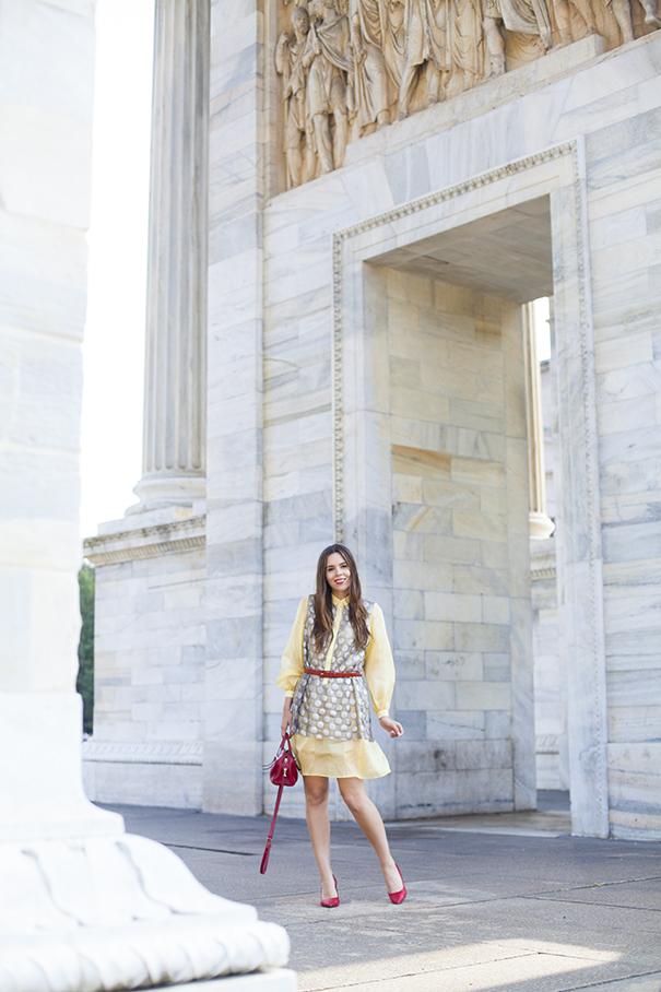 irene colzi | fashion blogger | web influencer