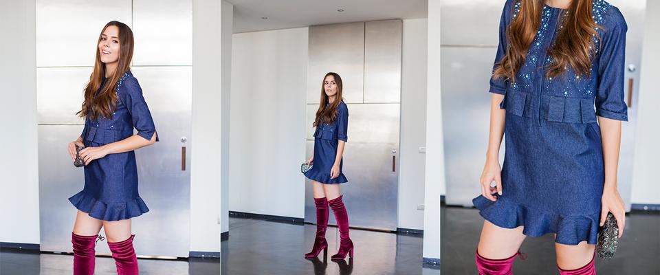 outfit-con-stivali-in-velluto-come-indossare-gli-stivali-in-velluto