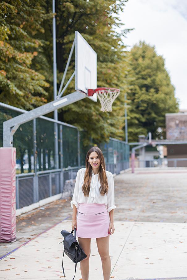 Come indossare il rosa pastello | look pastello | outfit rosa pastello
