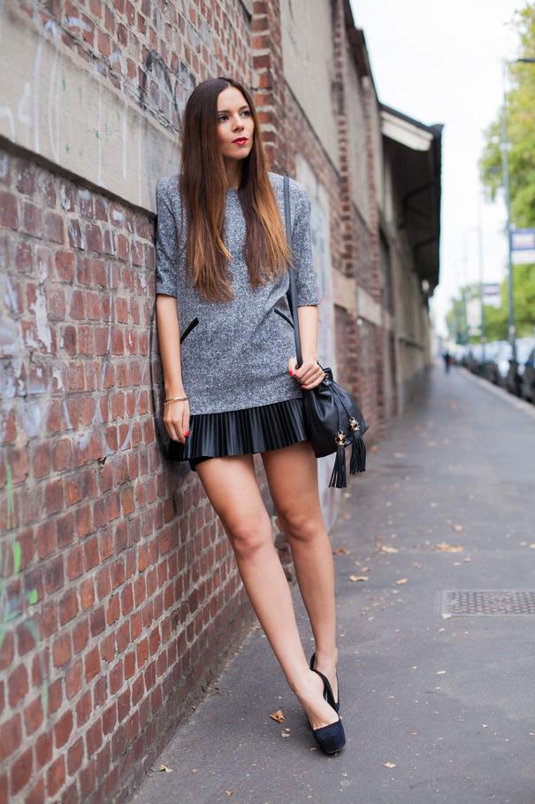 come vestirsi per far sembrare le gambe più lunghe | irene colzi | fashion blogger