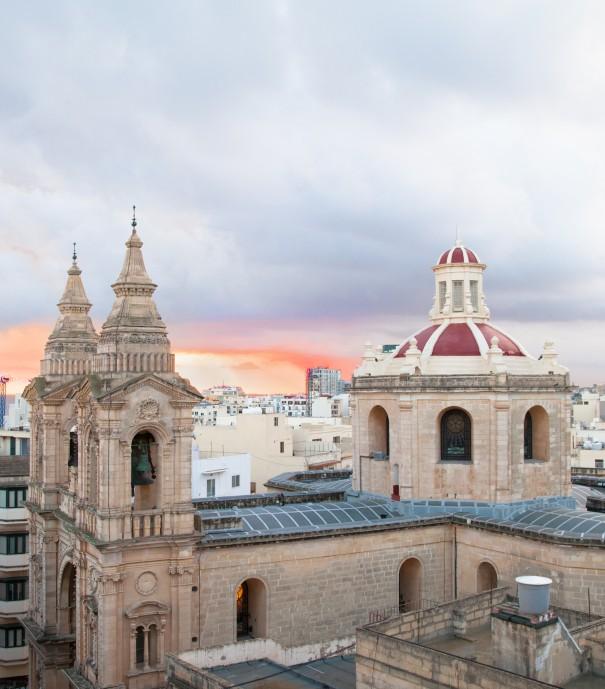 cosa vedere a Malta, Valletta Malta