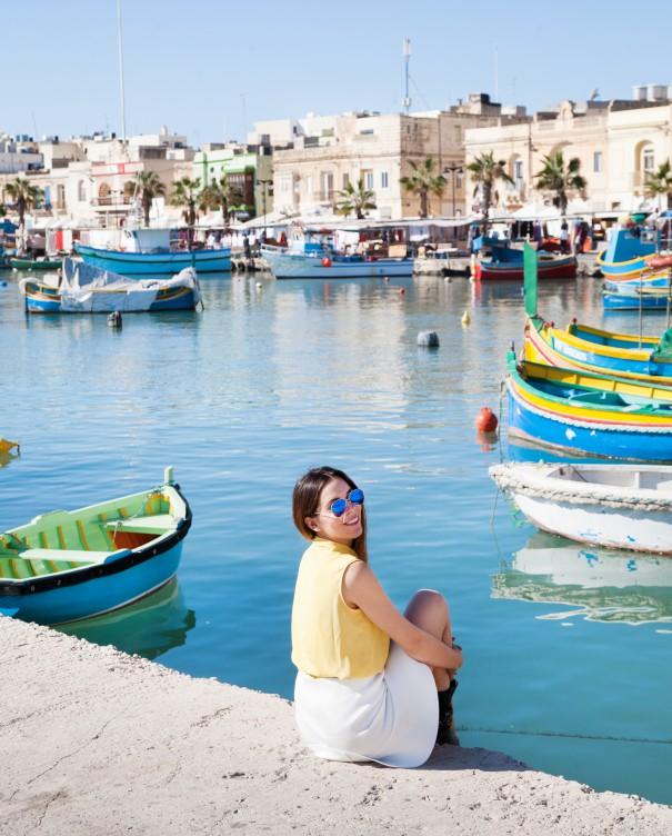 cosa vedere a Malta, porto di Malta