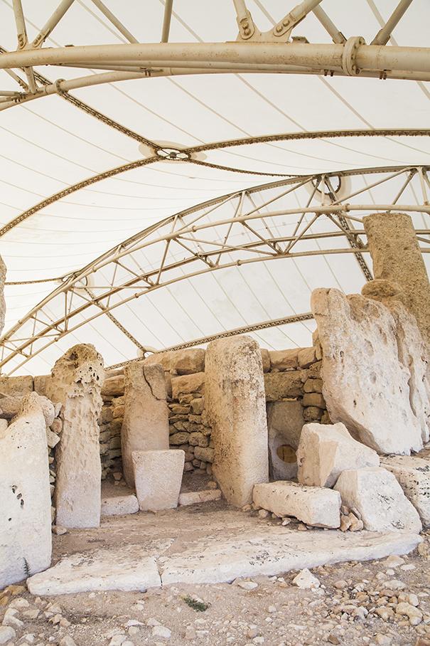 malta monumenti antichi | Templi Hagar Qim