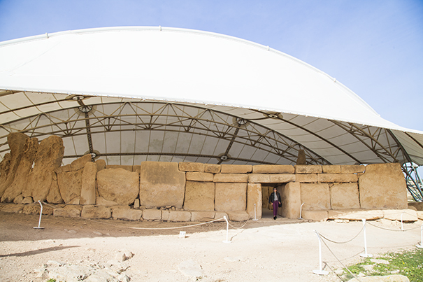 sito archeologico di Malta | malta monumenti antichi | Templi Hagar Qim