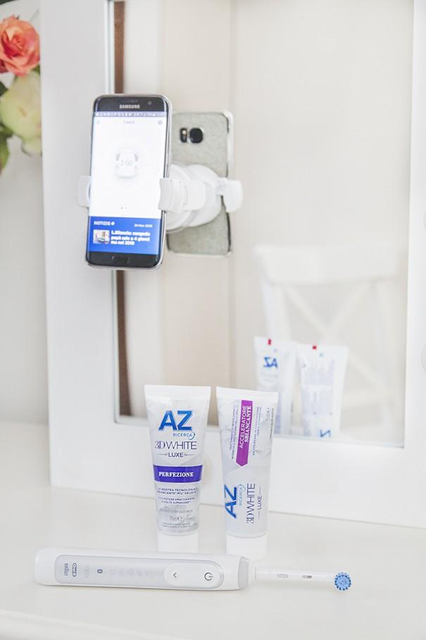 spazzolino elettrico Oral-B Genius come funziona spazzolino elettrico Oral-B