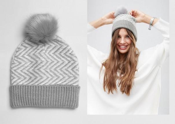 cappello pompon