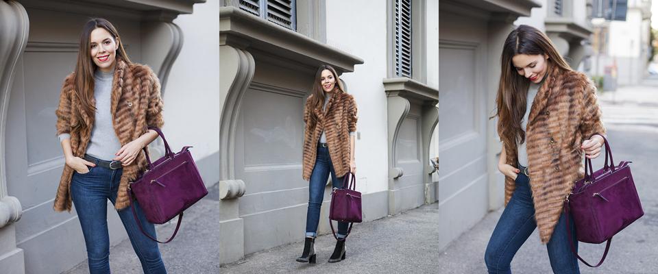 Pelliccia Marrone - Elpidio Loffredo Furs