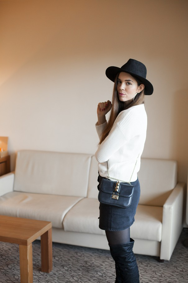 idee outfit con cappello