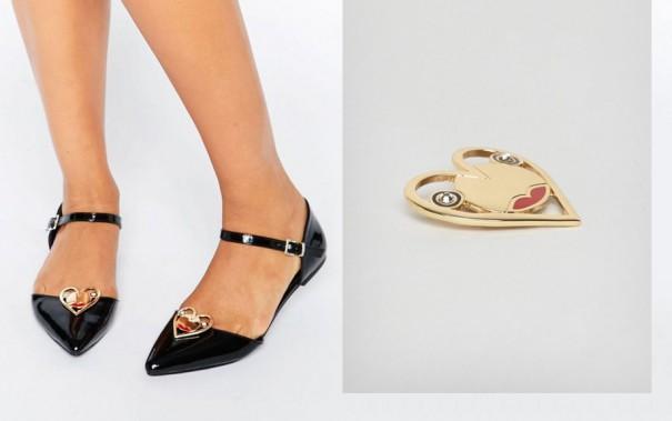 spilla scarpe