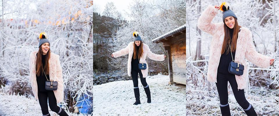 come vestirsi per andare sulla neve