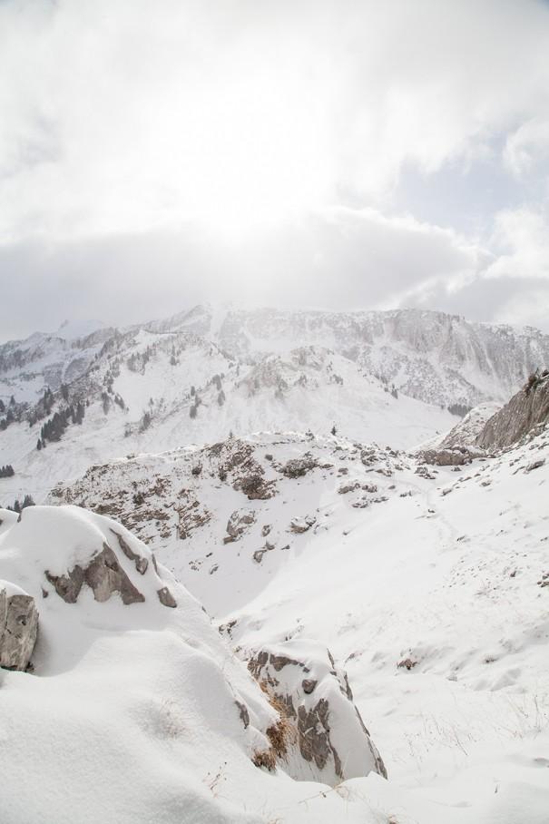 montagna alta savoia