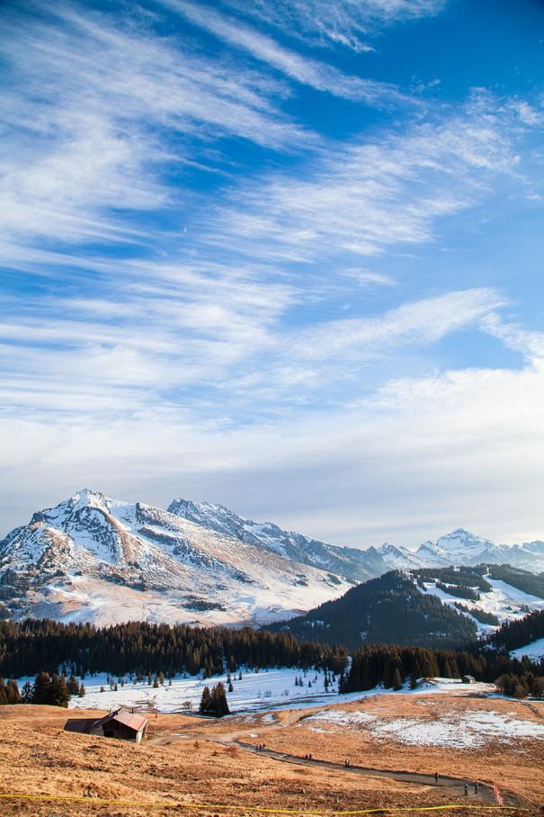 montagna alta savoia paesaggi montani