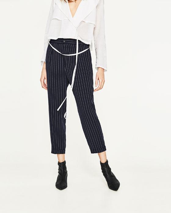 jeans primavera estate 2017 | pantaloni gessati
