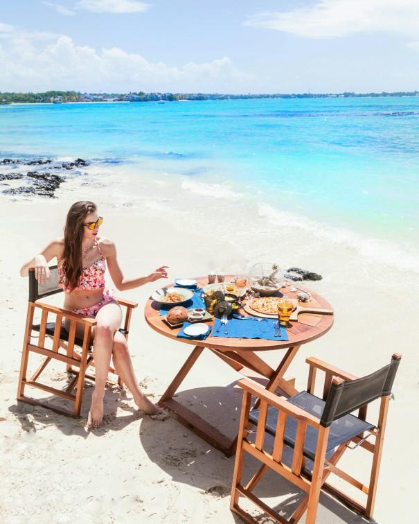 spiaggia privata mauritius | dove andare in spiaggia a mauritius | le spiagge più belle mauritius