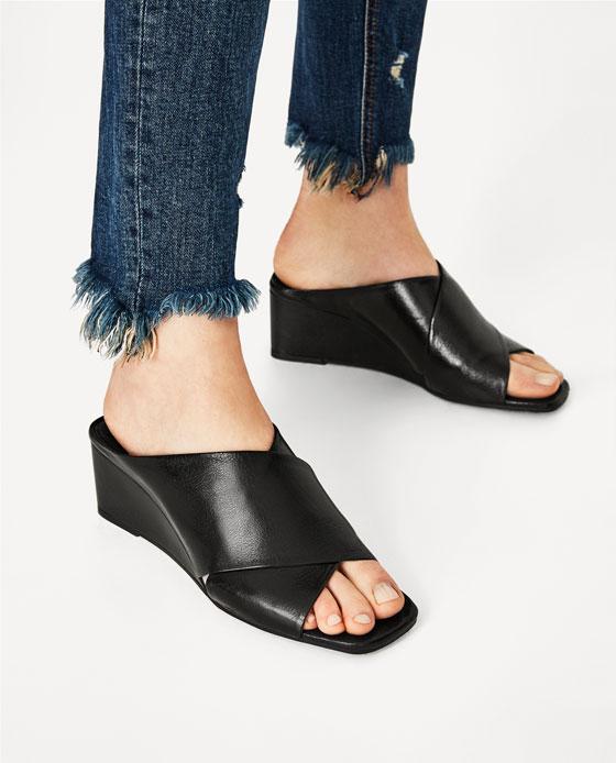 trend scarpe primavera estate 2017 sabot