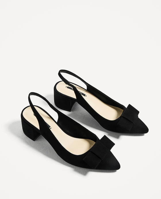 trend scarpe primavera estate 2017 scarpe sling back