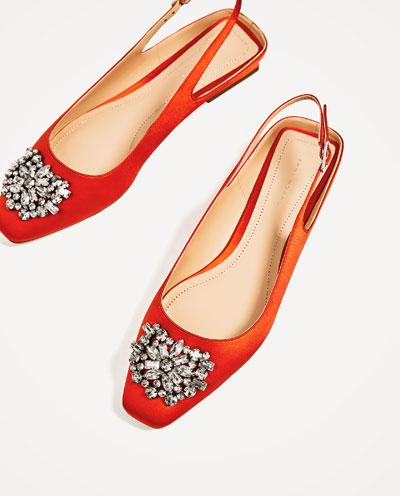 trend scarpe primavera estate 2017 scarpe a punta squadrata