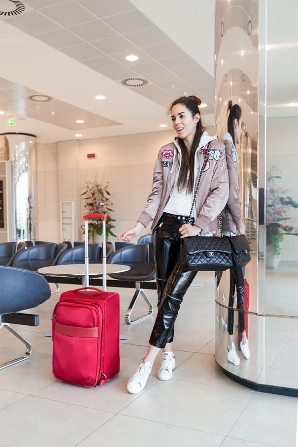 look comodo per viaggiare