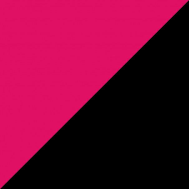come abbinare i colori dei vestiti fuxia nero