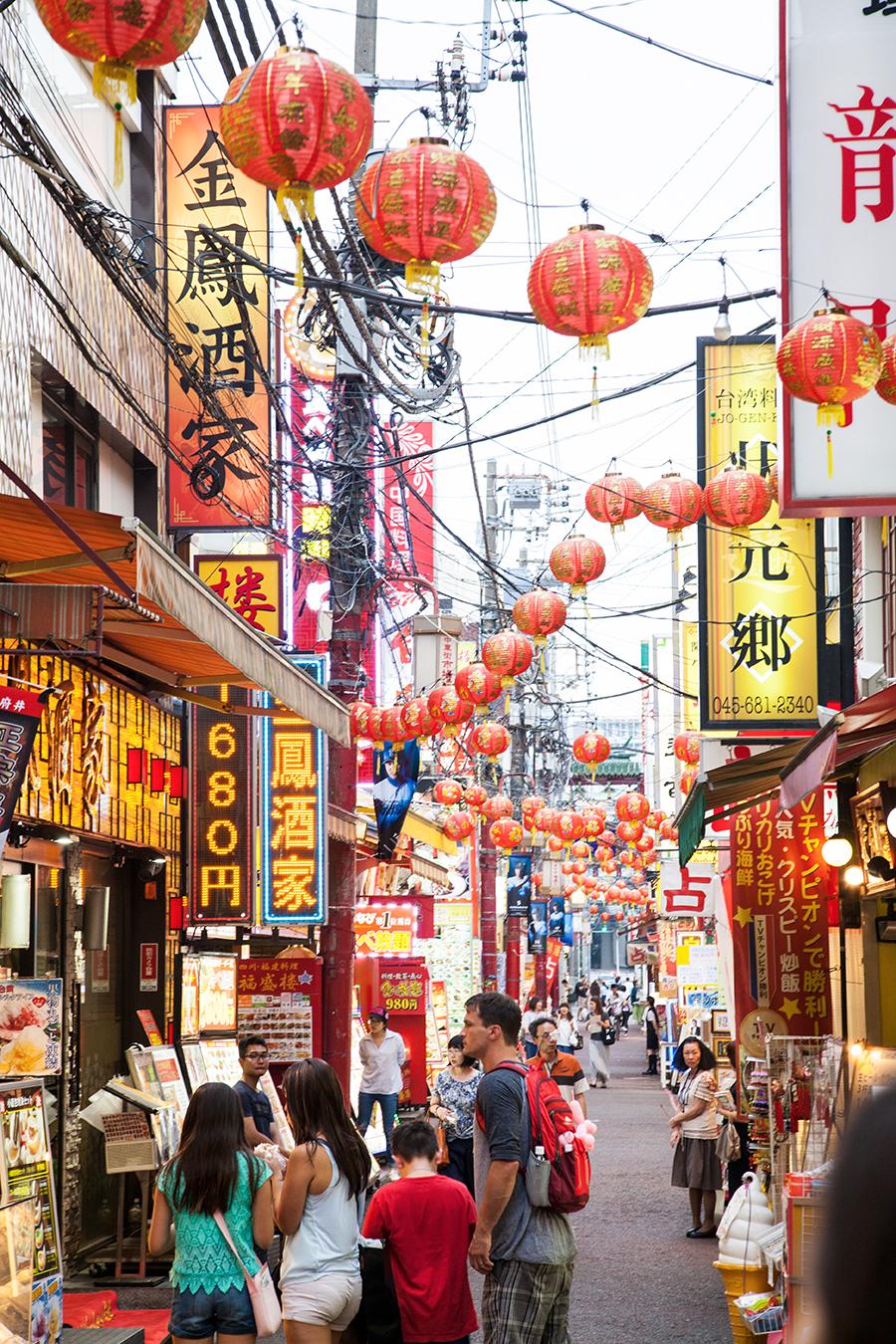 chinatown tokyo