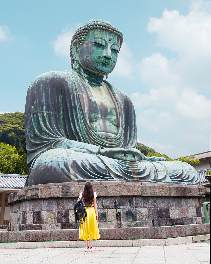 cosa vedere a Kamakura | kamakura grande buddha