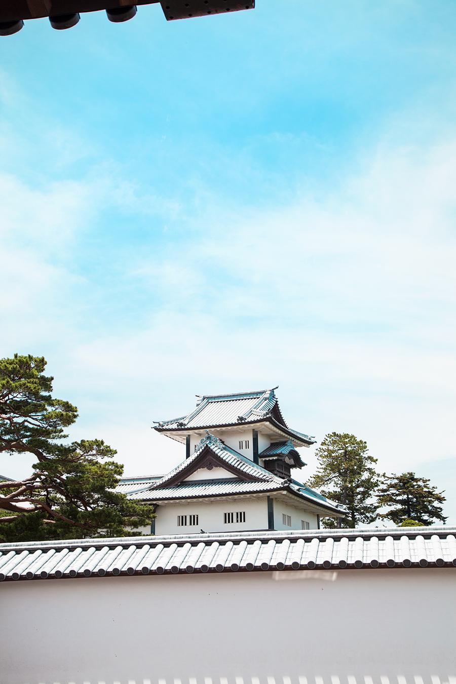 kanazawa castello imperiale