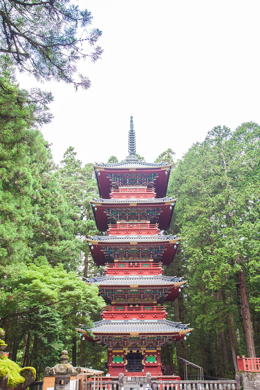 cosa fare a nikko | pagoda nikko tempio