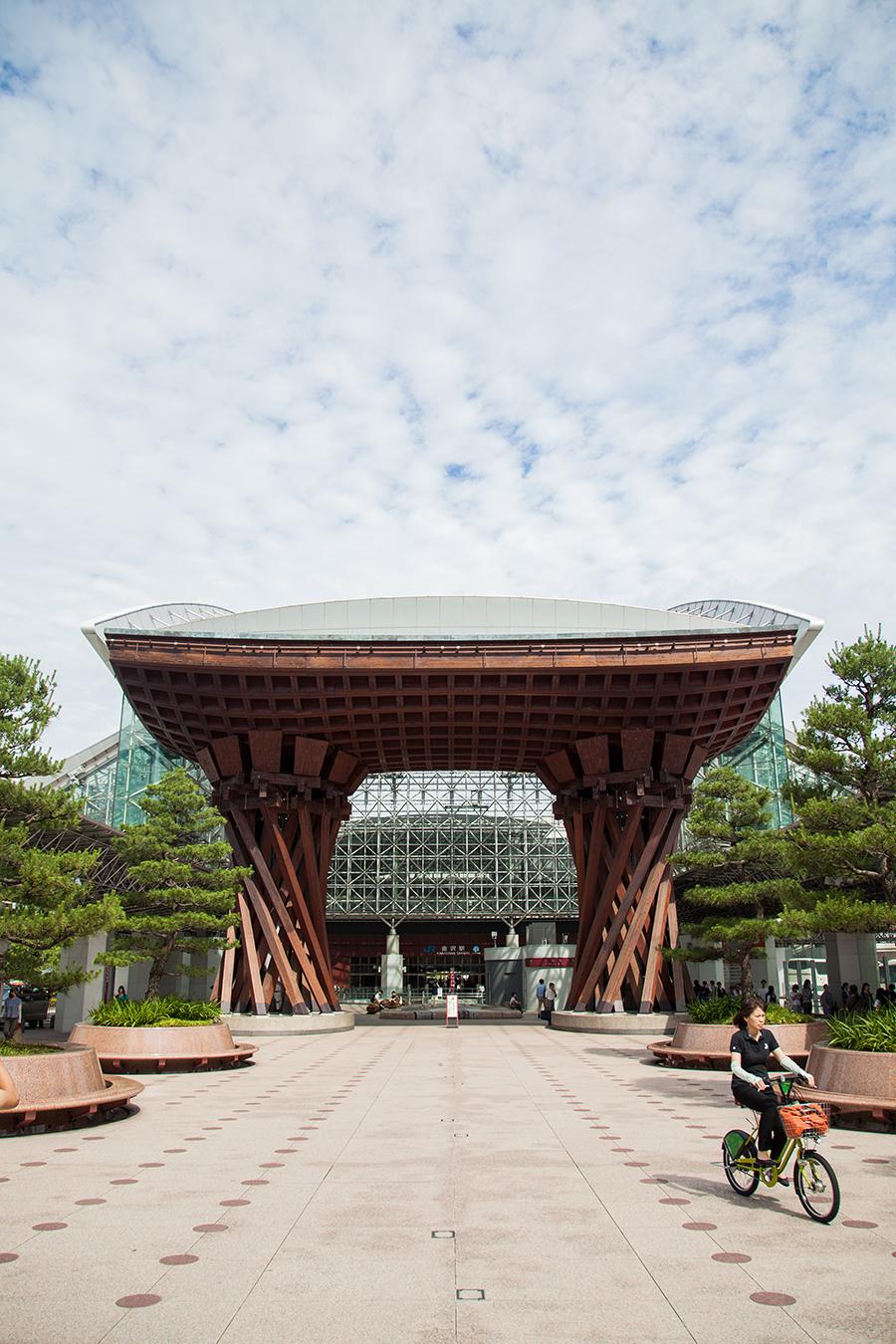 stazione kanazawa
