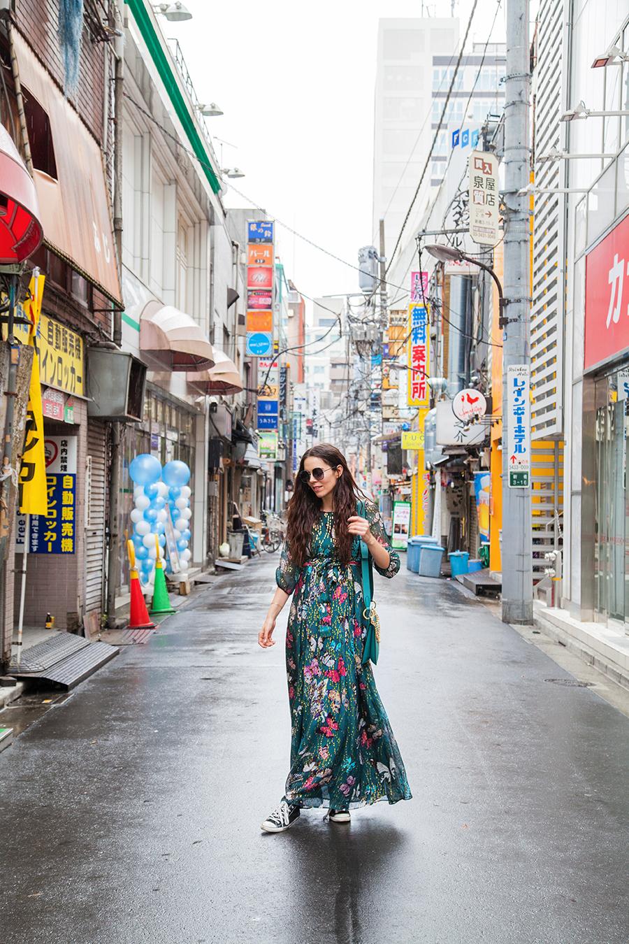 strade di tokyo irene colzi