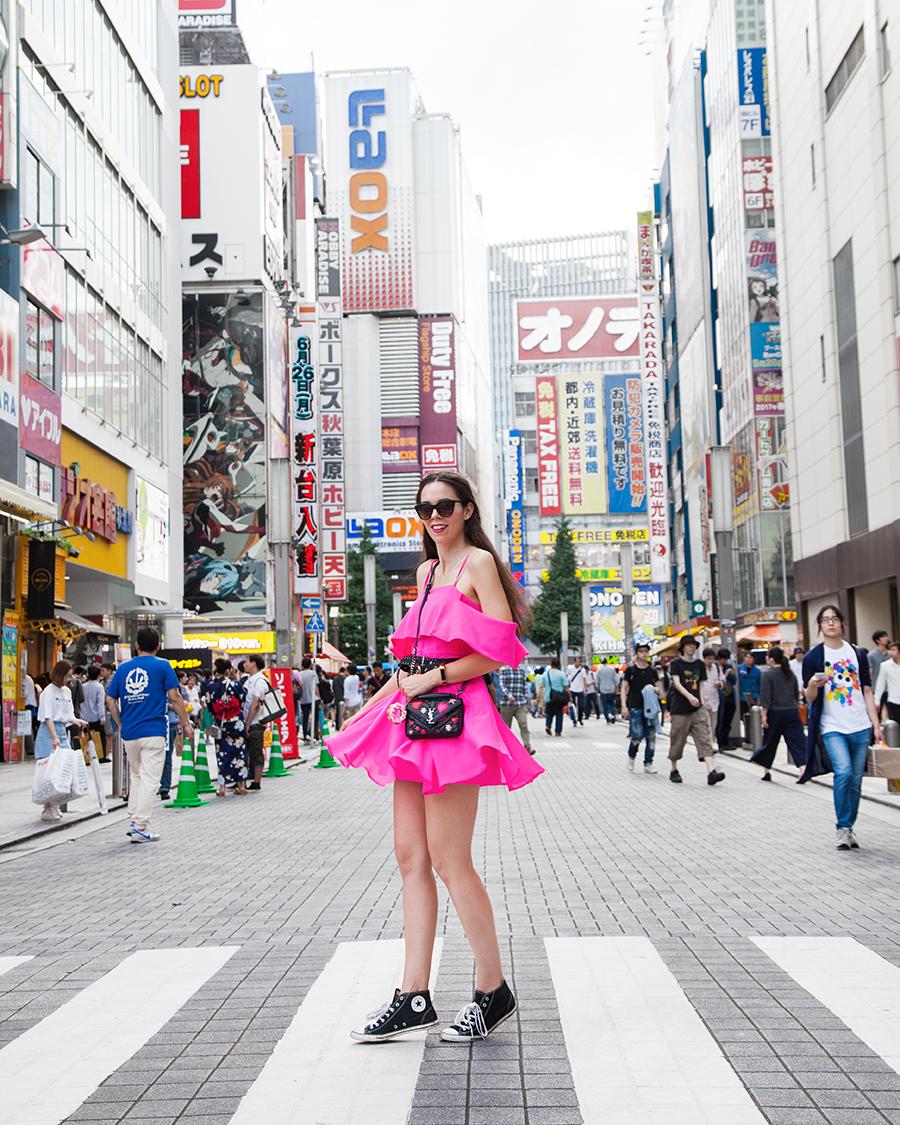 tokyo quartiere manga