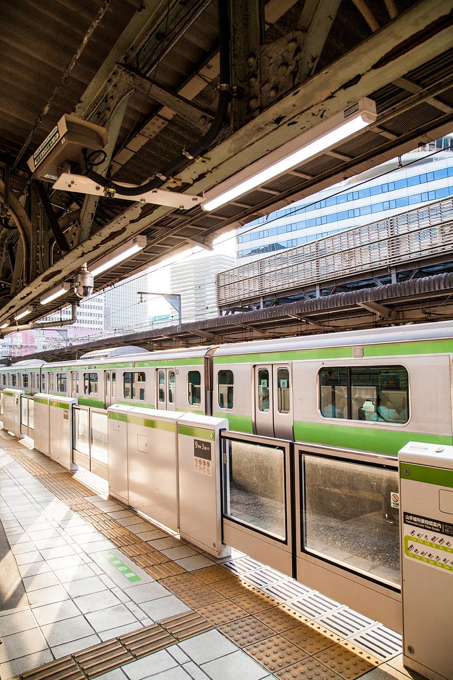 treni japan rail pass tokyo
