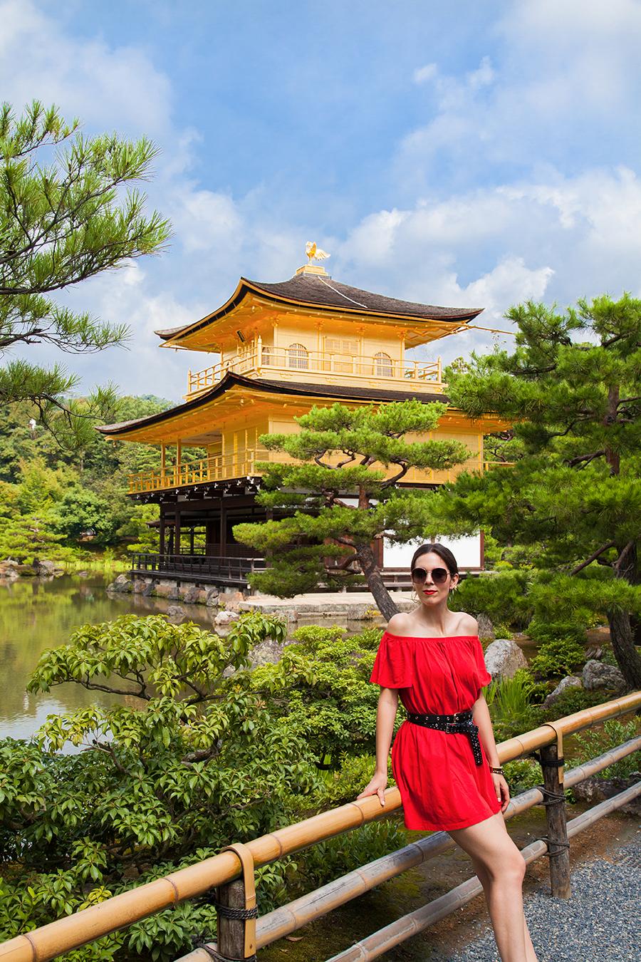 irene colzi tempio d'oro kyoto