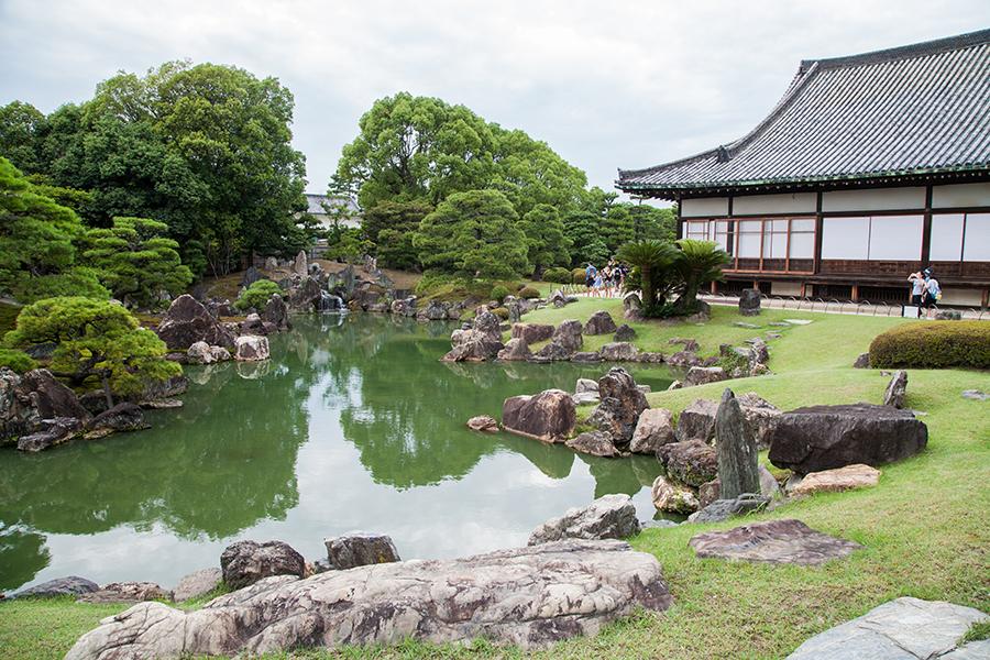 lago tempio kyoto