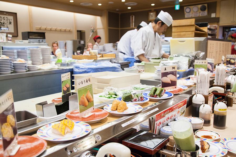 miglior sushi a kyoto sushi musashi kyoto