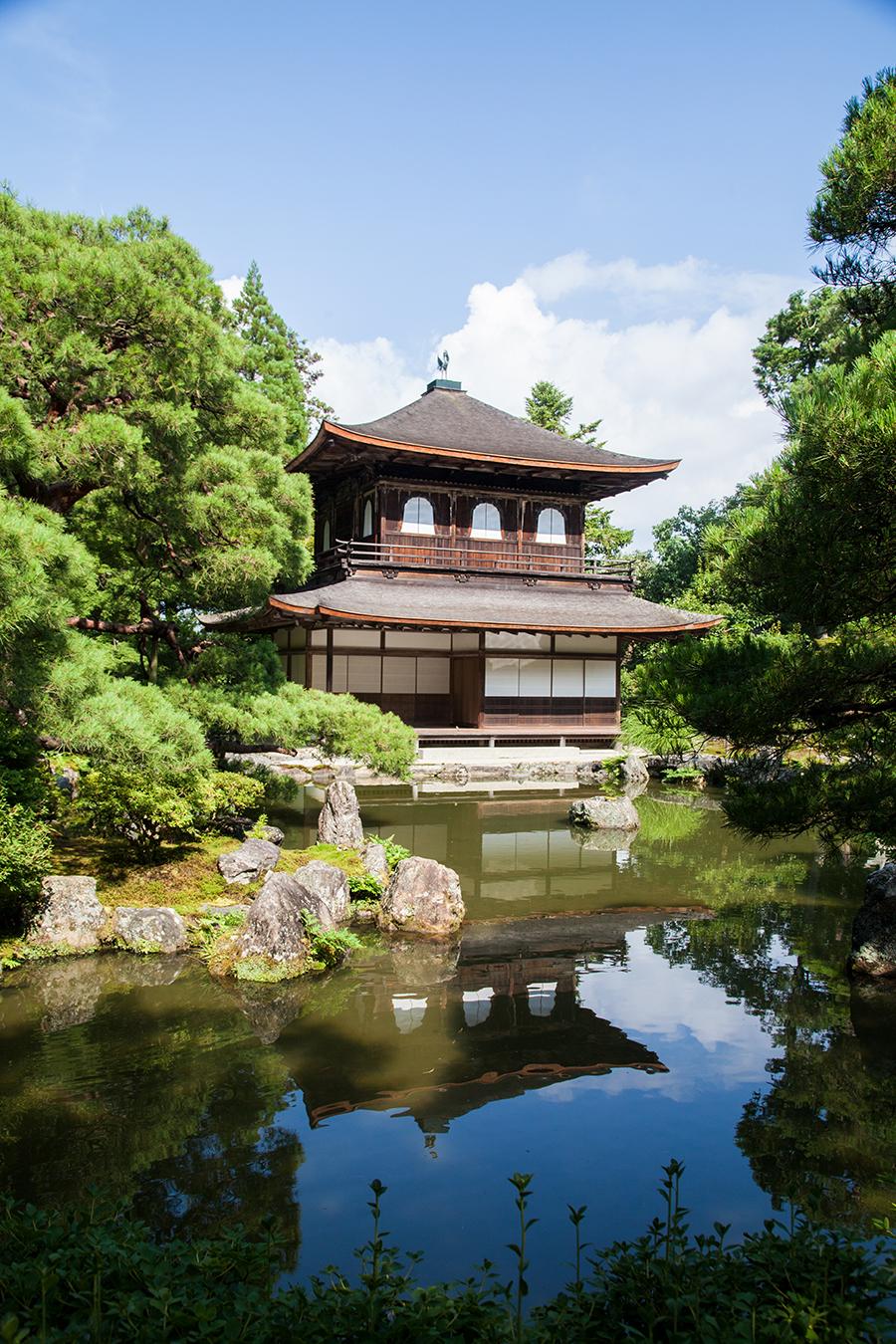 pagoda tempio a kyoto