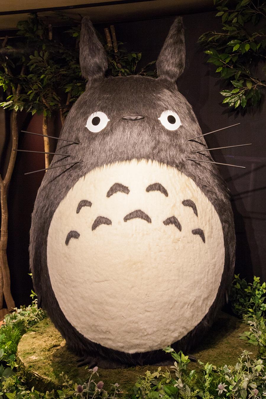 pupazzo totoro gigante