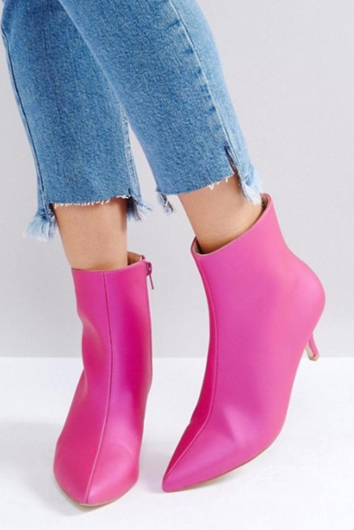 scarpe di tendenza inverno 2018 scarpe a punta