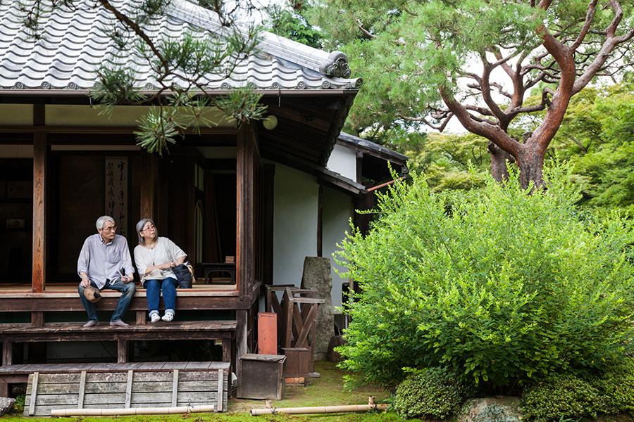 tempio giapponese kyoto