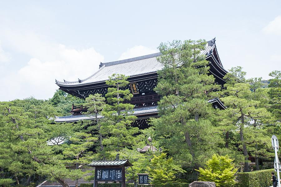 tempio kyoto giappone