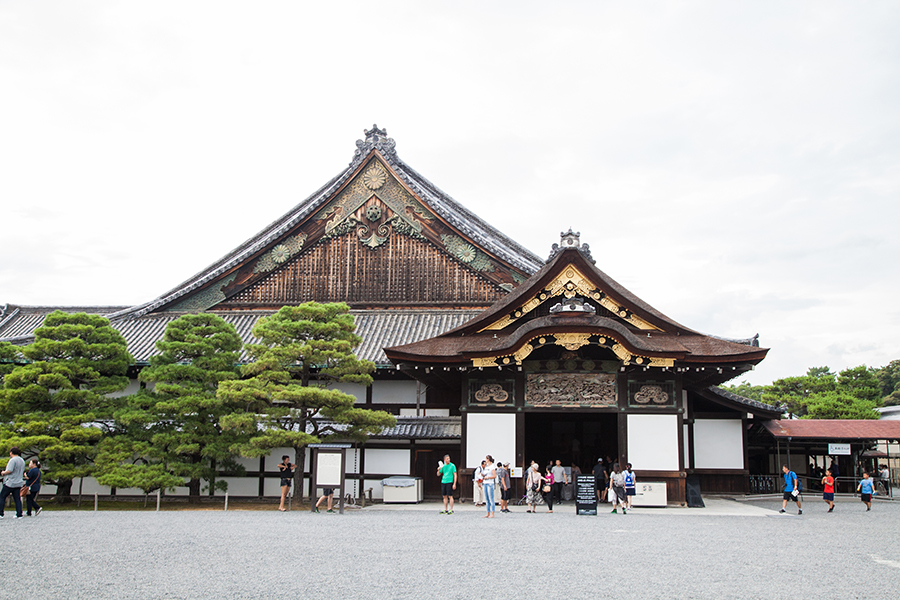 tempio pagoda kyoto