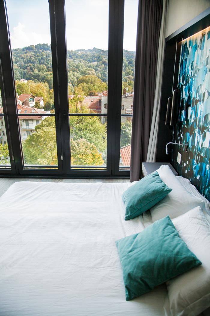 Duparc Contemporary Suites e SPA camere
