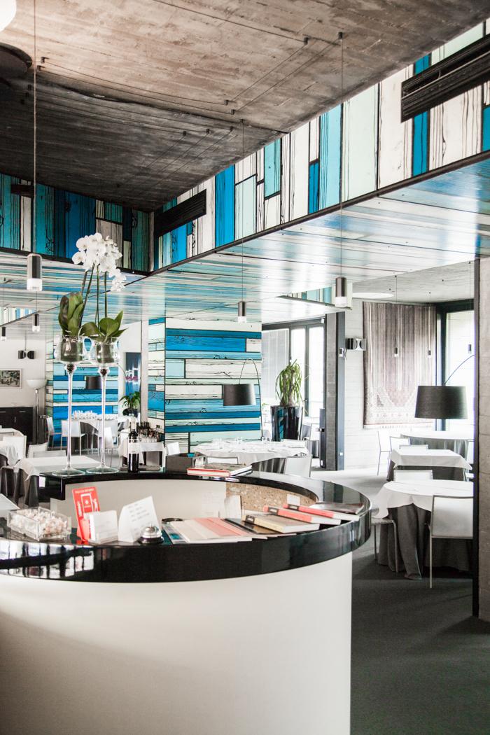 DUPARC Contemporary Suites ristorante