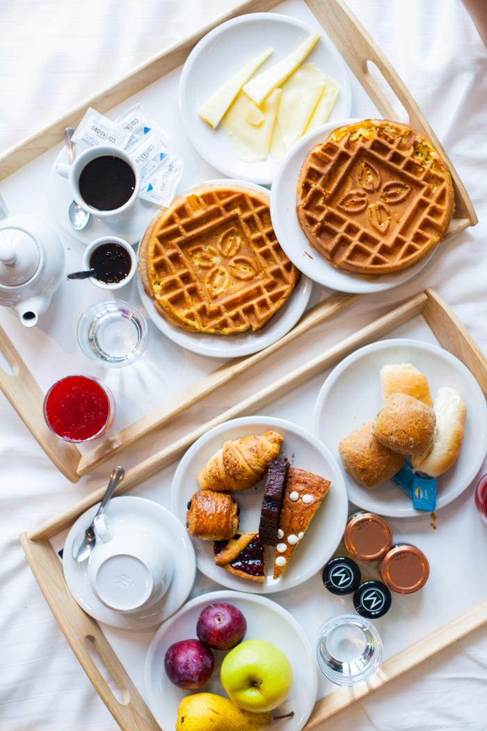 colazione Duparc Contemporary Suites e SPA camere
